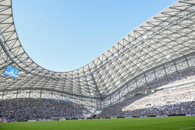 Où sont passées 5.000 places d'OM-Lille au Vélodrome ?