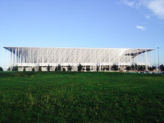 Bordeaux galère pour vendre le nom de son nouveau stade