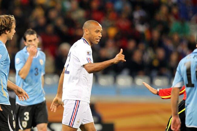 Thierry Henry ne refusera pas des adieux en équipe de France