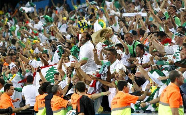 Les supporters de l'Algérie privés de CAN2015