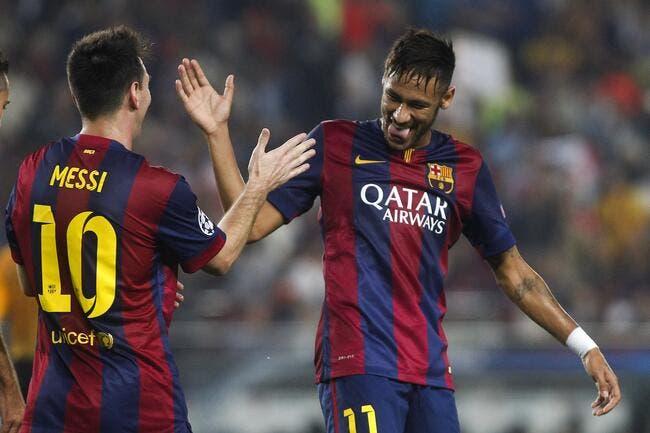 Cristiano Ronaldo et Messi ne sont plus seuls au monde