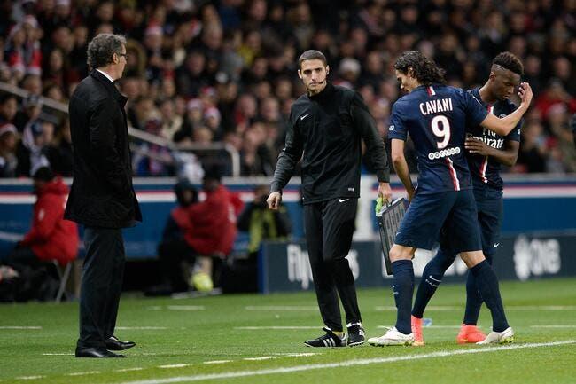 Le PSG n'en peut plus de Cavani, Arsenal veut en profiter
