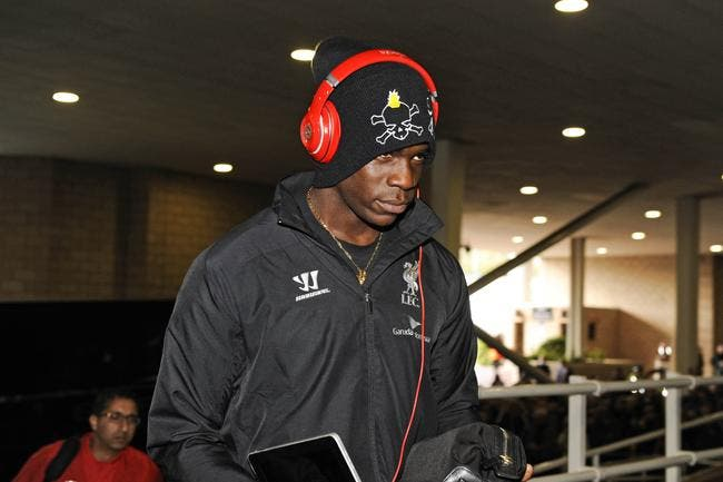 Balotelli ne fait pas encore totalement craquer Liverpool
