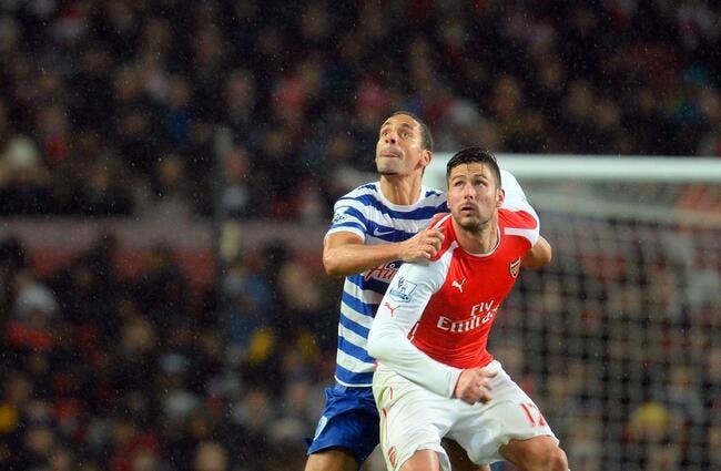 Arsenal – QPR 2-1