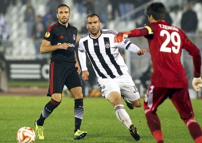 Lille se prend un énorme vent de la part du Partizan