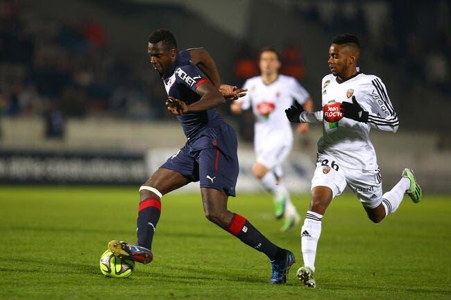 Pour 10-12 ME, Bordeaux pourrait lâcher Diabaté