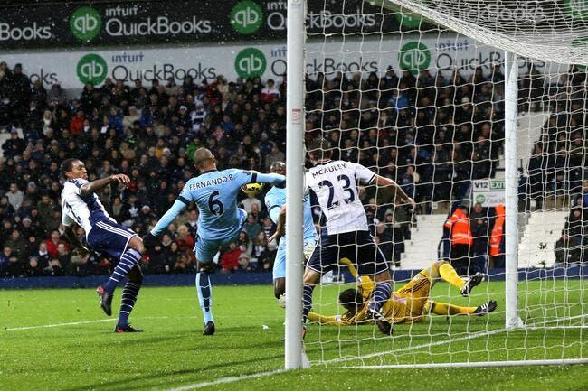 WBA – Manchester City 1-3
