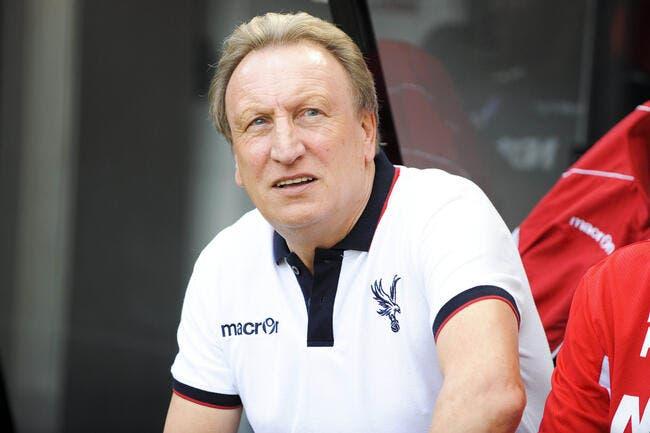 Crystal Palace vire son coach au lendemain du Boxing Day