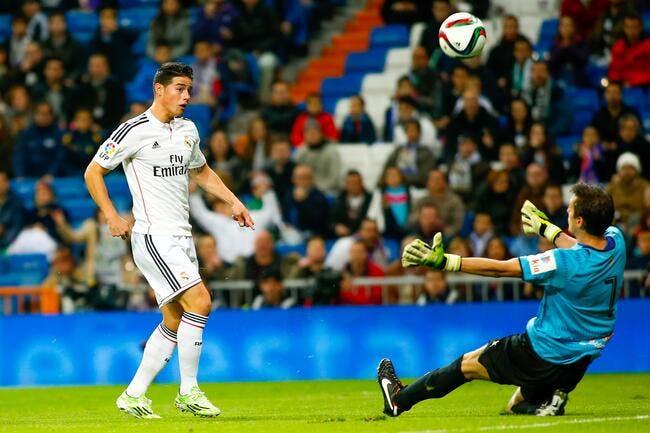 James Rodriguez plus fort que Messi, Neymar et Di Maria