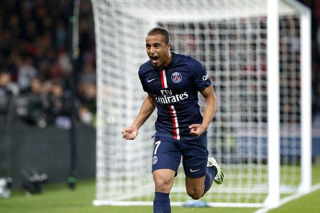 Le PSG met le turbo pour prolonger Lucas !