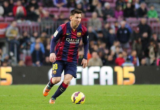 Un nouveau record loin dans la ligne de mire de Messi