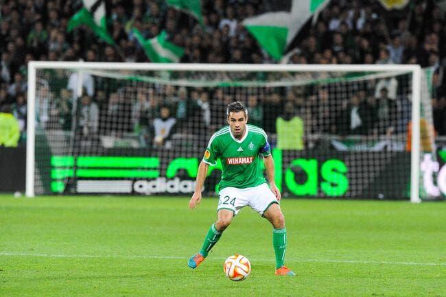 L'ASSE délestée de Loïc Perrin par Arsenal au mercato ?