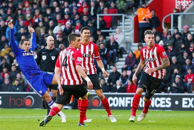 Southampton - Chelsea : 1-1