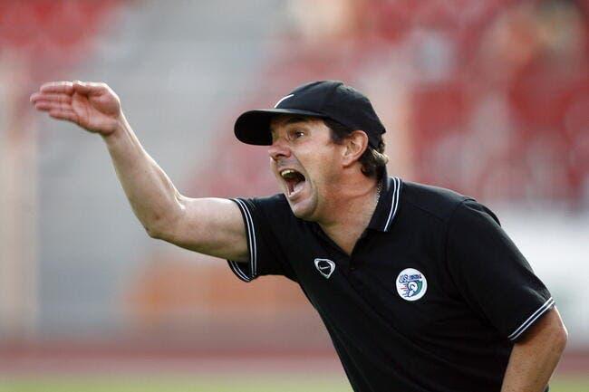 Thierry Goudet nouvel entraîneur du Havre