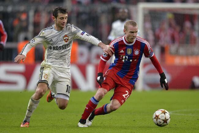 Bordeaux pourrait faire ses courses au Bayern Munich au mercato