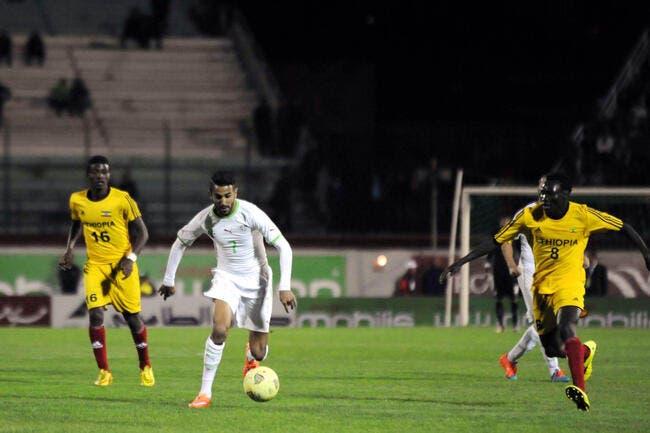 L'Algérie est le favori pour la CAN assure Domenech