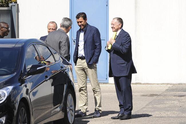 L'OL prêt à faire son mercato en Grèce ?