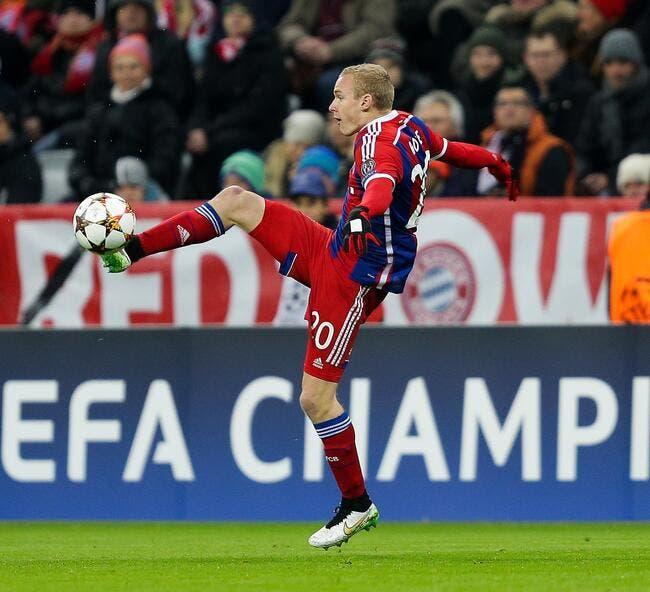Le Bayern répond clairement à Bordeaux pour Rode