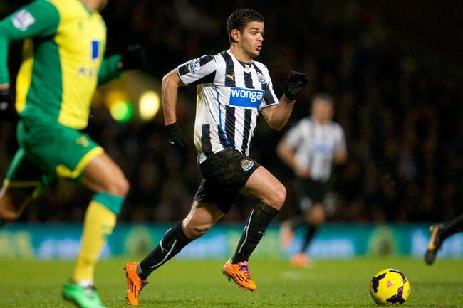 Newcastle calme Ben Arfa, et lui demande de revenir