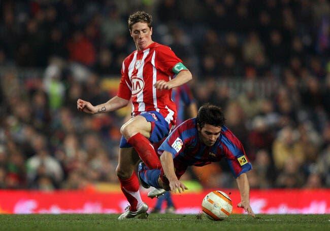 Officiel : Fernando Torres prêté à l'Atlético Madrid