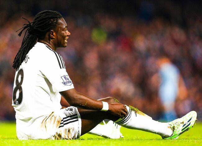Bafé Gomis ne partira pas prévient Swansea