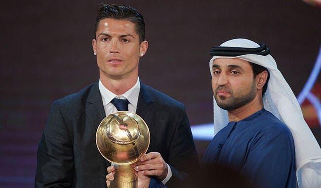 Cristiano Ronaldo ajoute un trophée à sa légende