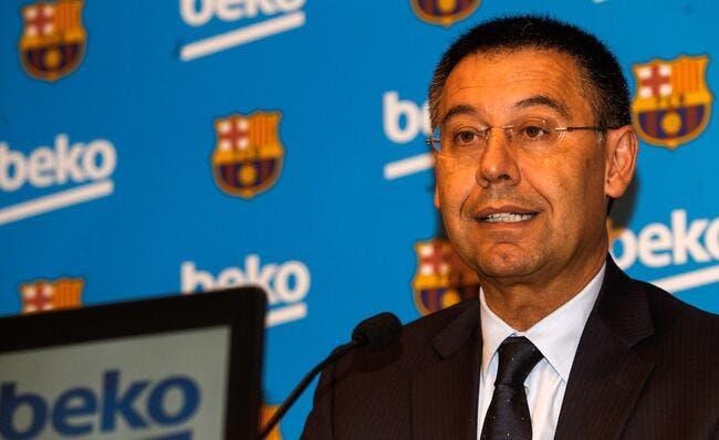 Le Barça crie à l'injustice...mais s'en fout