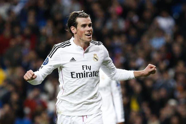 Le Real Madrid a tranché pour Gareth Bale
