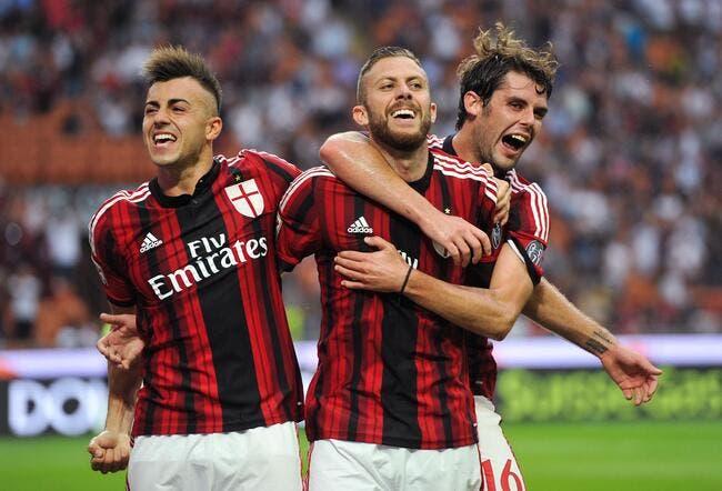 Real Madrid - Milan AC : 2-4