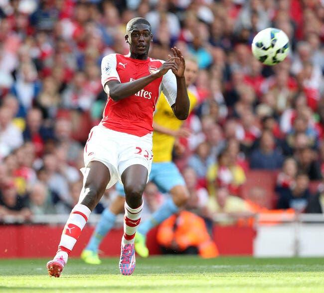 Sanogo à Bordeaux, Arsenal semble d'accord