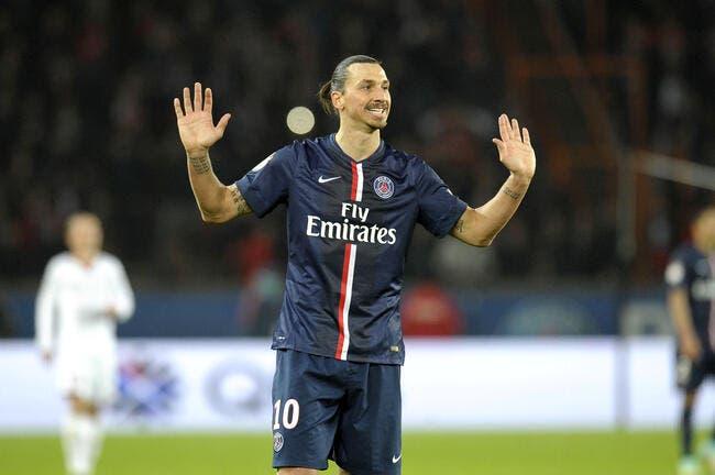 Ibrahimovic dit bravo au PSG pour le Maroc