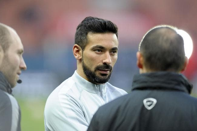 PSG ou Inter, l'avenir de Lavezzi s'est joué au restaurant