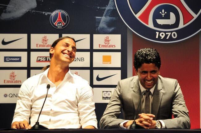 Quitter le PSG au mercato ? La réponse sèche d'Ibrahimovic