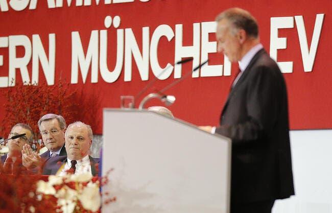Le Bayern tape encore sur les finances du PSG