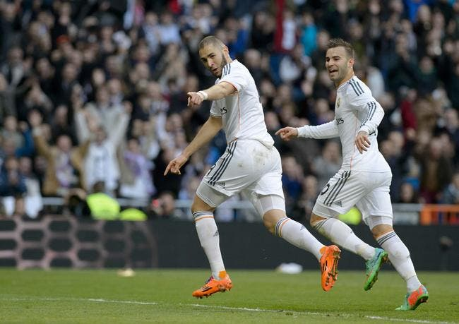 Benzema, « Il Fenomeno » du Real Madrid