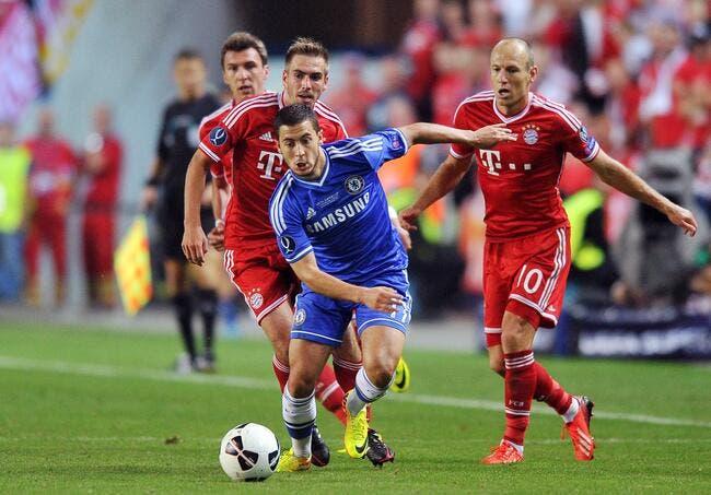 « Je triple ton salaire » et Hazard a signé à Chelsea