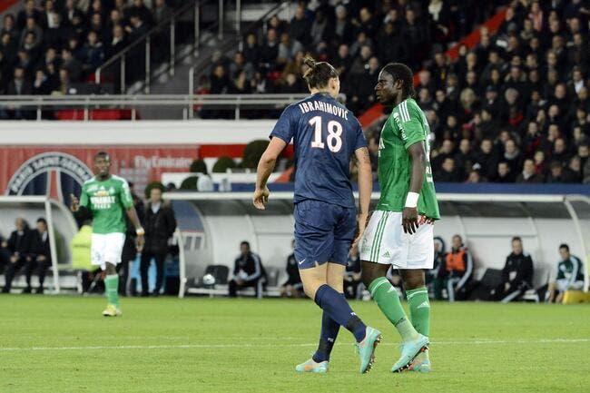 Larqué ne voit qu'un coup fourré pour bloquer Ibrahimovic