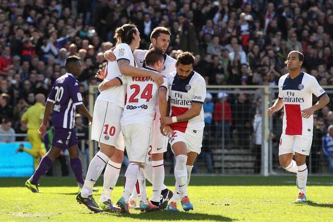 Le PSG et Ibrahimovic font des malheurs au TFC
