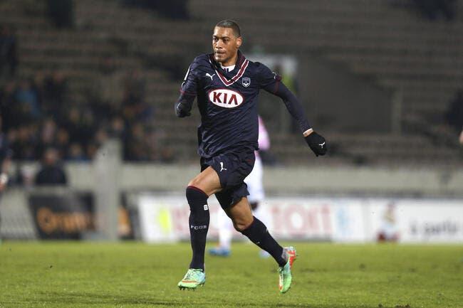 Hoarau est léger, il a (enfin) marqué avec Bordeaux