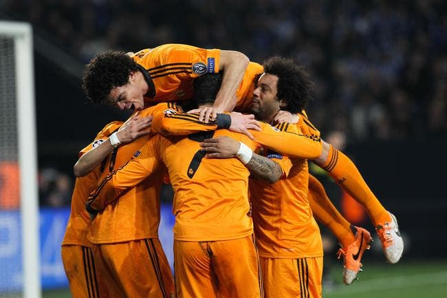 Le Real explose Schalke, Chelsea devra batailler