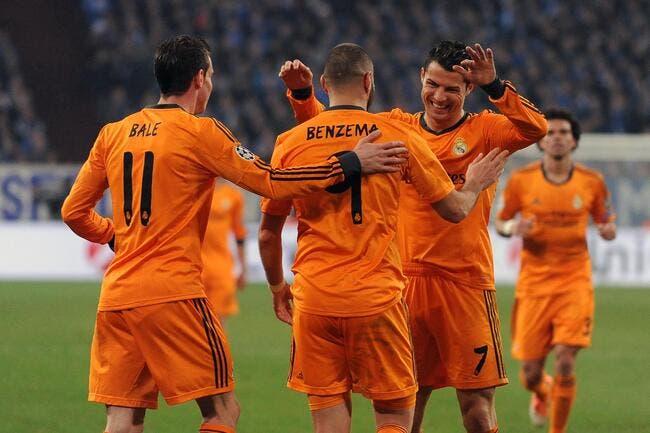 Le trio magique du Real Madrid a un nom
