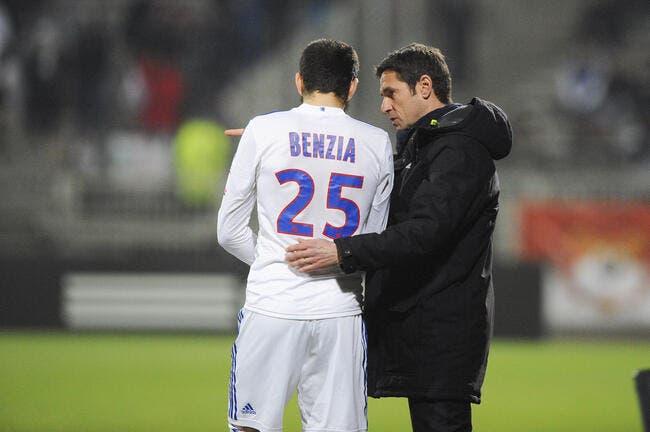 Expulsé en CFA, Benzia prend cinq matchs