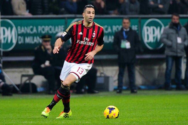L'AC Milan, ça aide pour retrouver les Bleus pense Rami