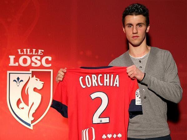 Officiel : Corchia signe à Lille jusqu'en 2018 !