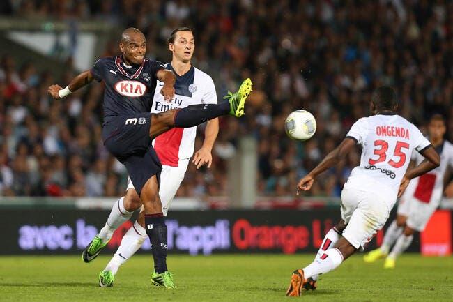 Bordeaux n'a « pas de quoi être effrayé » par Ibra et le PSG
