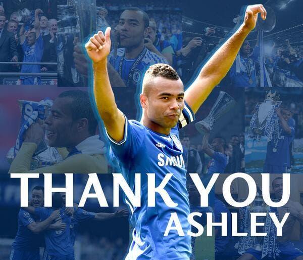 Chelsea dit au-revoir à Ashley Cole et Samuel Eto'o
