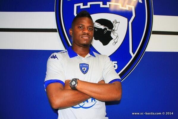 Floyd Ayité signe pour 3 ans à Bastia