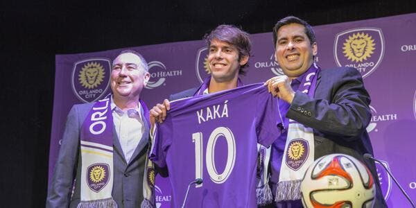 Kaka signe officiellement avec Orlando City