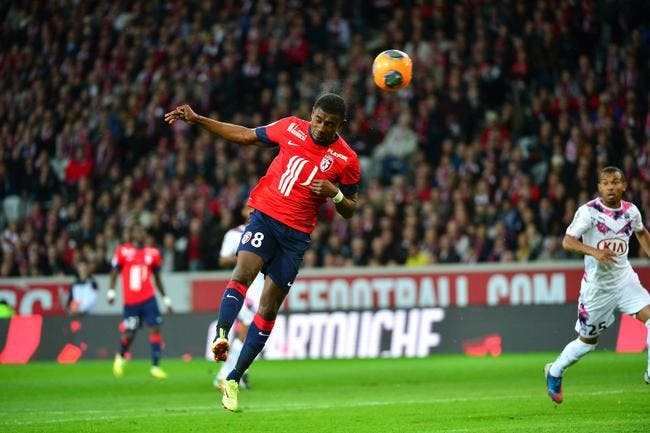 Lille s'attend à perdre Salomon Kalou au mercato