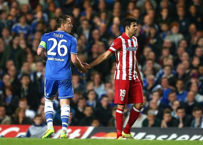 Officiel : Diego Costa rejoint Chelsea